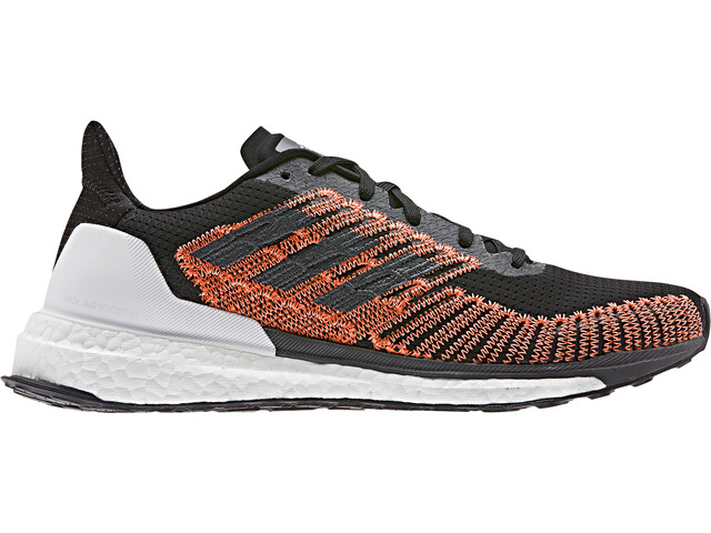 adidas Solar Boost ST 19 Chaussures basses Homme, core black/grey five/solar orange